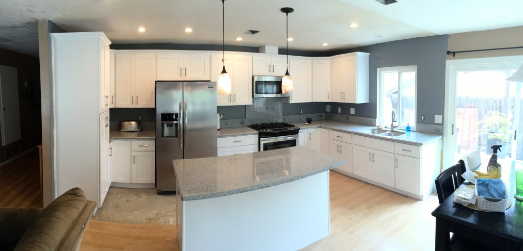 Kitchen Remodel - Riverside