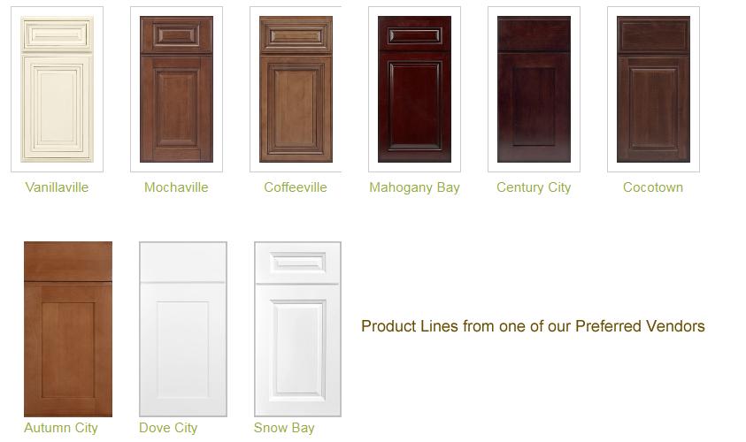 kitchen cabinet wood designs