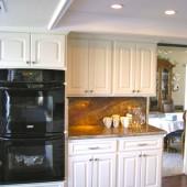 Kitchen Cabinets - Appliances