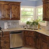 Remodelled Kitchen